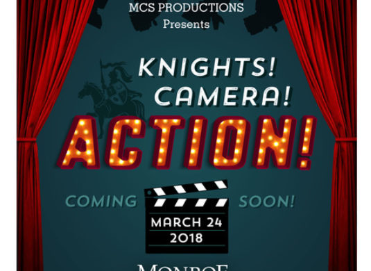 Knights, Camera, ACTION!
