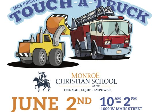 Touch-a-Truck!